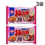 亀田製菓 亀田の柿の種 梅しそ 6袋入×3袋