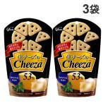 グリコ 生チーズのチーザ カマンベールチーズ 49g×3袋