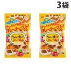 江崎グリコ ちょい食べカレー 中辛 30g×4本