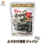 韓国 炒め海苔 70g