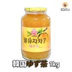 ハチミツ ゆず茶 1kg 韓国産