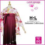 2尺袖着物と袴フルセット レンタル Sサイズ H L アッシュエル ブランド