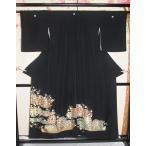中古・リサイクル /  正倉院模様の黒留袖