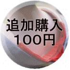 其它 - 追加購入100円