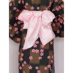 ショッピング安い 女ヘコ帯  女性帯 帯むすびが簡単な 浴衣用兵児帯 ヘコ帯 送料無料 U4422-03