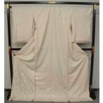 未仕立て  山口美術織物 正絹訪問着0933 梅灰色 南天錦繍御衣
