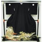 Yahoo!きもの 遊着苑特別価格 お仕立て上がり高級正絹 留袖 0532  四季草花