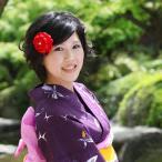 レディース 浴衣セット 女性 大人 HANAE MORI(ハナエ