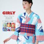 �ڲƤΥ��ꥢ���MAX50%OFF�۽������å� ��ǥ��������ʡ��2�����å� Girly KIMONOMACHI �ݥꥨ���ƥ������ӤΥ��å� ������S/F/TL/LL