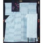 未使用美品 小紋と京袋帯、長襦袢のセット(やまと)★送料無料【リサイクル着物    アンティーク着物  きもの天陽 】