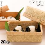 米 お米 玄米 白米 20kg ヒノヒカリ 令和2年 滋賀県産 即日配達