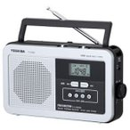 東芝 AM/FM/SWラジオ TY-SHR3(S) ラジオ