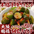 胡瓜キムチ 250g きゅうりキムチ キュウリキムチ オイキムチ 冷蔵限定