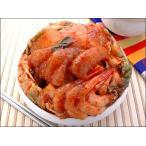 【冷蔵限定】寿鮮エビのポッサムキムチ1kg (500gカップ×2)