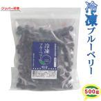 愛媛産冷凍ブルーベリー500g 粒楽(つぶらく)