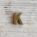 ショッピングキャンドル アルファベットパーツ k