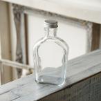 ハーバリウム瓶 ウイスキー 約200ml フタ付き 10個セット