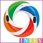 INTEX(インテックス) カラー ワール チューブ 浮き輪 122cm