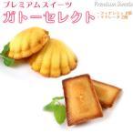 プレミアムスイーツ  洋菓子 フィナンシェ マドレーヌ 焼き菓子 セット 詰合せ ガトーセレクト H S910026
