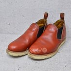 RED WING サイドゴアブーツ ROMEO ロメオ 8145 トラクショントレッド サイズ:US9 1/2E (アメリカ村店) 161120