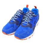 ASICS Tiger × mita sneakers 「GEL-KAYANO TRAINER」スニーカー インディゴブルー サイズ:27cm (渋谷