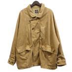 ショッピングポーター Porter Classic 17AW エイジングジャケット  AGING JACKET ブラウンベージュ サイズ:M (アメリカ村店) 180413