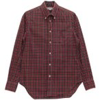 INDIVIDUALIZED SHIRTS exclusive fit チェックシャツ Beauty & Youth 別注 チェック サイズ:14 1