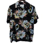 【SALE】 【30%OFF】 WACKO MARIA 18SS 「JAMAICA FLOWER S/S HAWAIIAN SHIRT」 アロハシャツ サイズ:S (銀座店)