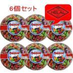 DAMLA(ダムラ)ソフトキャンディ フルーツアソート 300g x 6個セット