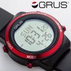 Yahoo!サン・ホームショッピングGRUS 歩幅が測れる ウォーキングウォッチ 全日本ノルディック・ウオーキング連盟公認 万歩計 腕時計 男女兼用
