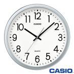 カシオ 壁掛け時計 77 (シルバー) アナログ スムーズ秒針 2015年モデル