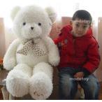テディベア ぬいぐるみ 巨大 くま 縫いぐるみ 特大 大きい 170cm 動物 可愛い抱き枕 クマ 縫い包み 誕生日 クリスマス お祝い 熊 手触りふわふわ玩具 送料無料