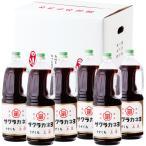 サクラカネヨ  薄口醤油 上淡 1.8L × 6本