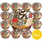 日清のどん兵衛 肉うどん (西)90g  2ケース 24個入 送料無料 日清食品
