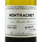 モンラッシェ 2004 750ml  ドメーヌ・ド・ラ・ロマネ・コンティ