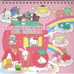 サンリオ H6075 サンリオキャラクターウォールカレンダーM21