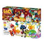 【数量限定】LaQ ラキューボーナスセット2018 パーツ増量 知育玩具 ブロック【P】 クリスマスプレゼント 子供