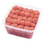 紀州梅干 家庭用りんご梅 1.8kg B級品