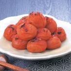 梅干を産地直送でお取り寄せ…元祖の味…天然しそと良質かつお節の風味豊かな梅干・紀州 かつお梅 1kg