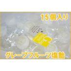 グレープフルーツ塩飴15個入り 熱中症対策の塩分補給に