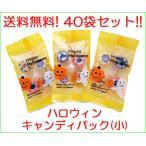 ハロウィンキャンディパック(小) 1袋4個入り×40袋セット 送料無料 ハロウィン お菓子