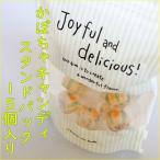 ハロウィン かぼちゃ お菓子 かぼちゃキャンディ1個(15粒入り) パンプキン ギフト グルメ スイーツ