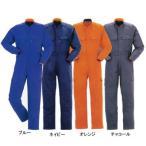 作業服 作業着 つなぎ DON 5740 ツナギ服 XL・チャコール77