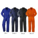 作業服 作業着 つなぎ DON 111 ツナギ服 XL・オレンジ33