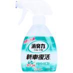 エステー 消臭力クルマ用 新車復活消臭剤 ミントの香り 250mL