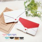 スマホケース iPhone7 スマホケース 手帳型 ラブレター 手紙 ハート カバー