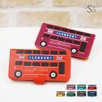 iPhone7 plus ケース 手帳型 バス ロンドン 車 カバー