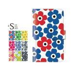 ショッピングtouch 手帳型ケース iPod TOUCH 5 6 ケース /フラワー タイプ2 北欧生地風/iPod TOUCH 第5 6世代  手帳型カバー ケース カバー