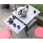 屋外fireストーブポータブルピクニック機器キャンプ用品多機能無煙折りたたみストーブピクニックストーブ屋外