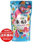 ボールド 柔軟剤入り洗濯洗剤 液体 香りのサプリインジェル サンシャインフローラル&ピュアソープの香り 詰替用 715g  [free]